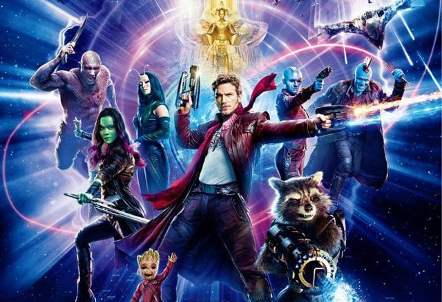 Guardians of the Galaxy Vol. 2 China Release Date and Poster