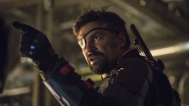 Manu Bennett Reprising Deathstroke Role In Arrow Season 5