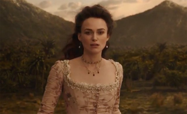 Keira Knightley Returns in International Pirates of the Caribbean 5 Trailer