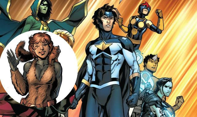 Marvel's New Warriors Seeking New Home, Won't Air on Freeform