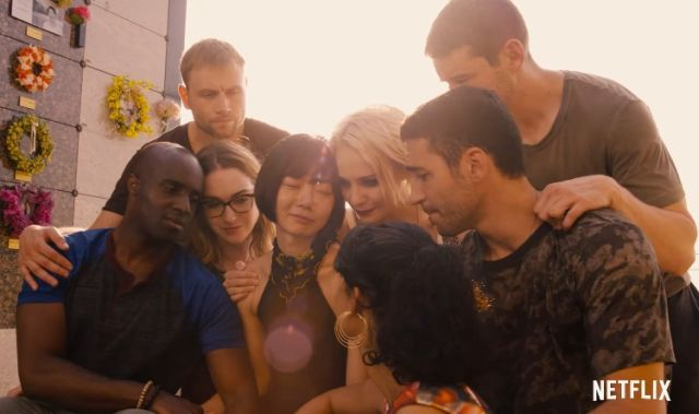 Netflix VP Of Original Content Says 'Sense 8' Is Cancelled