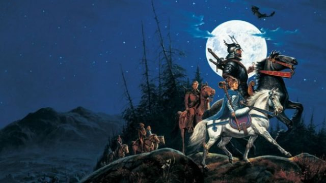 Sony Nabs TV Series Based on Robert Jordan's The Wheel of Time Novels