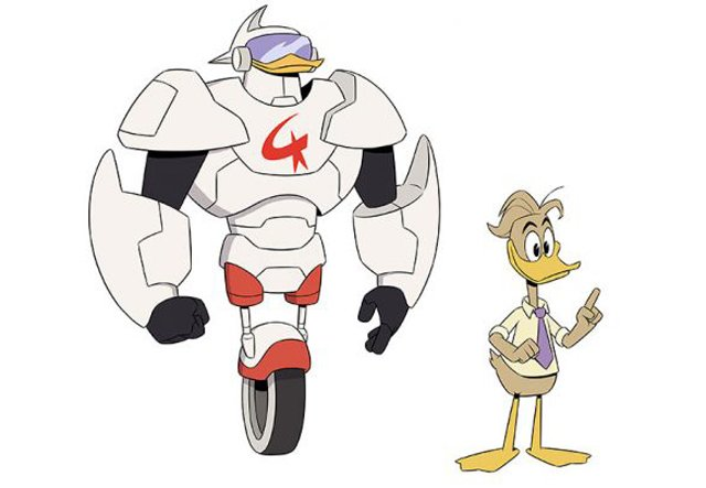Lin-Manuel Miranda to Voice Gizmoduck on DuckTales