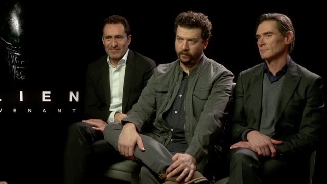 Sit down with the Alien Covenant cast with out Alien Covenant cast interviews.