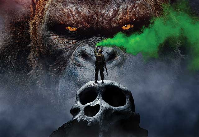 Kong: Skull Island Blu-ray Details and Box Art Revealed