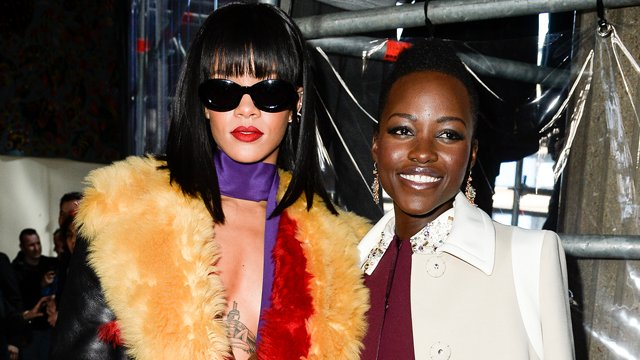 Rihanna and Lupita Nyong'o to star in Ava DuVernay-directed film that started with an Internet meme
