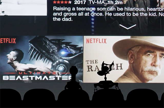 Mystery Science Theater 3000 Bots Take on Netflix in 4 New Videos