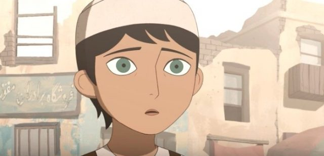 Check out the new trailer for the Angelina Jolie-produced animated film The Breadwinner