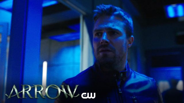 Arrow Missing Trailer: Prometheus Pulls Oliver's Strings Behind Bars