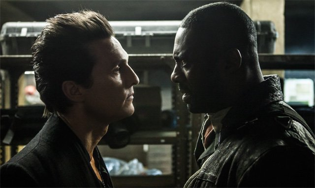 The Dark Tower Trailer Teases Debut the First Footage