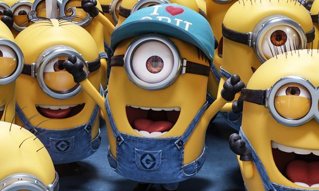 The New Despicable Me 3 Trailer!