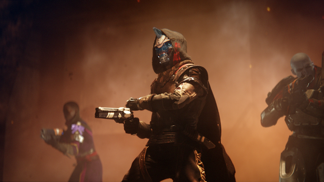 We hit the Destiny 2 gameplay event and got all the details from Eric Osborne, Head of Community