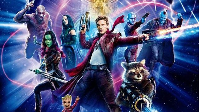 James Gunn Has Already Begun Writing the Third Guardians of the Galaxy