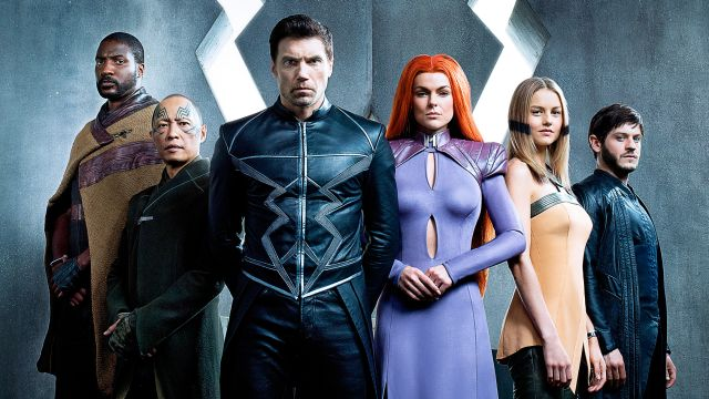 First Marvel's Inhumans Photo Reveals the Royal Family