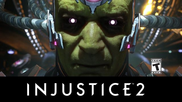 The Injustice 2 Launch Trailer is Here!