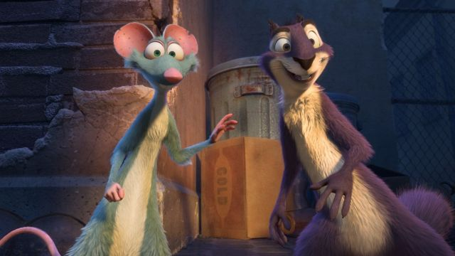 New Nut Job 2: Nutty By Nature Trailer Debuts