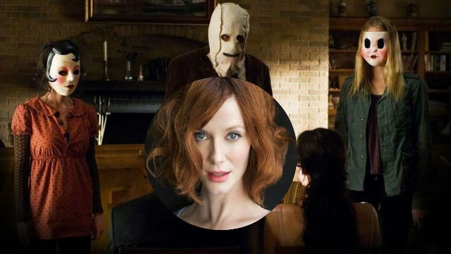 Christina Hendricks Attached to Star in The Strangers 2
