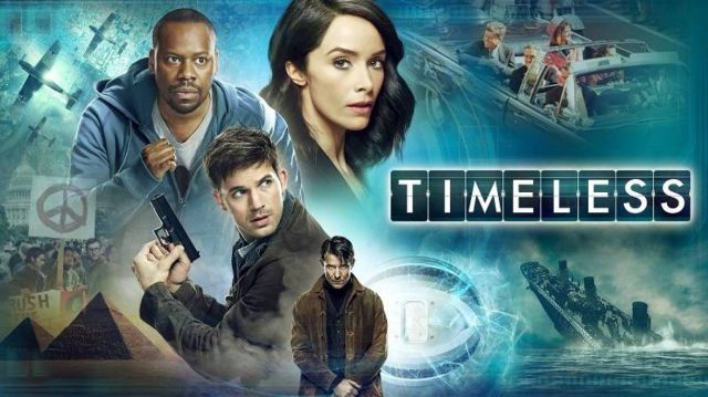Timeless Cancelled By NBC for Second Straight Year
