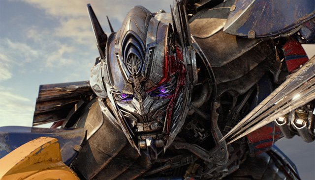 The New International Transformers: The Last Knight Trailer!