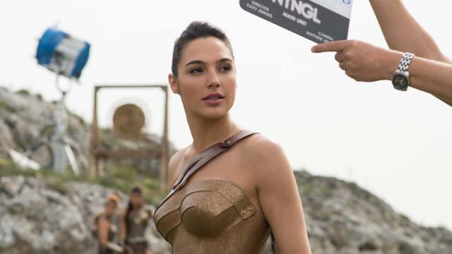 New Wonder Woman Photos Have Arrived from Themyscira