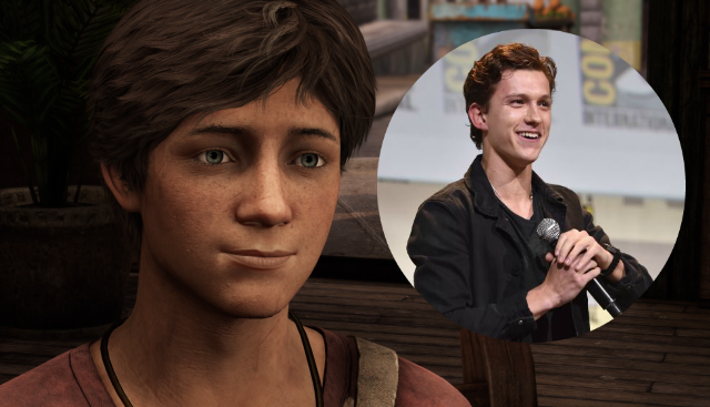 Tom Holland Will Play Young Nathan Drake In Uncharted