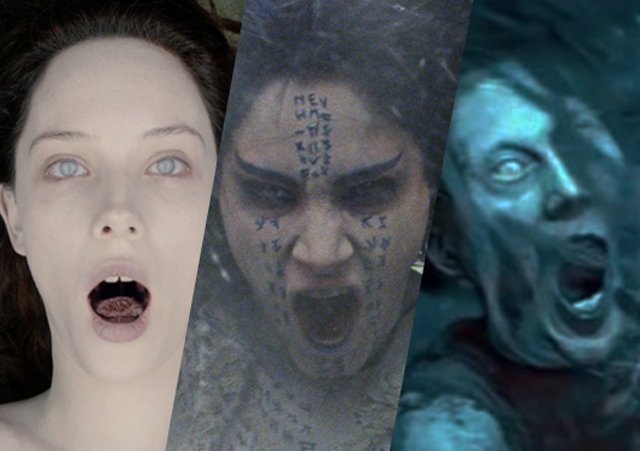 The 18 Baddest Female Monsters in Horror Movies