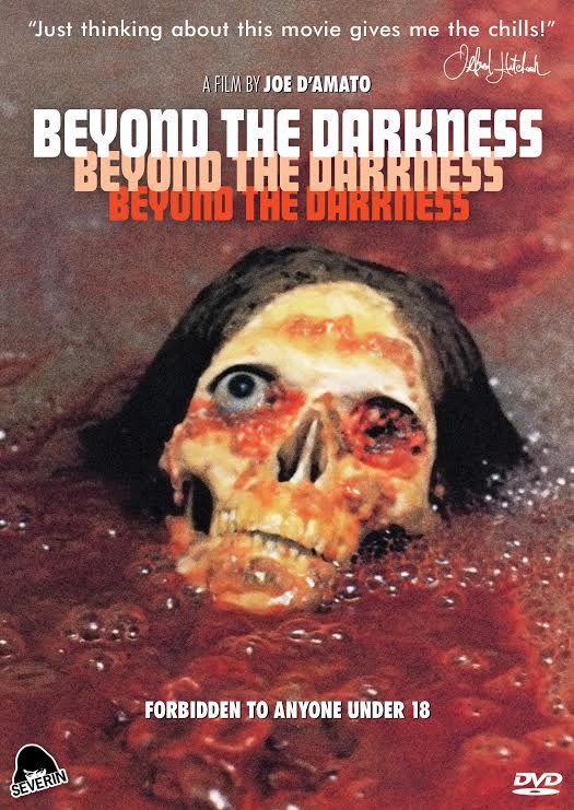 Joe D'Amato's Beyond the Darkness Coming to Blu-ray