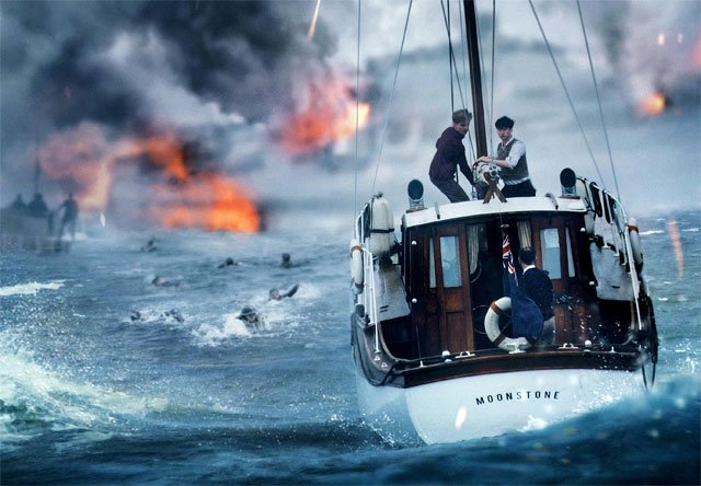 New Dunkirk IMAX Poster to the Rescue