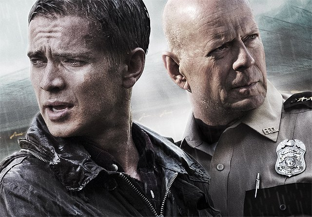 Hayden Christensen and Bruce Willis in First Kill Trailer and Poster