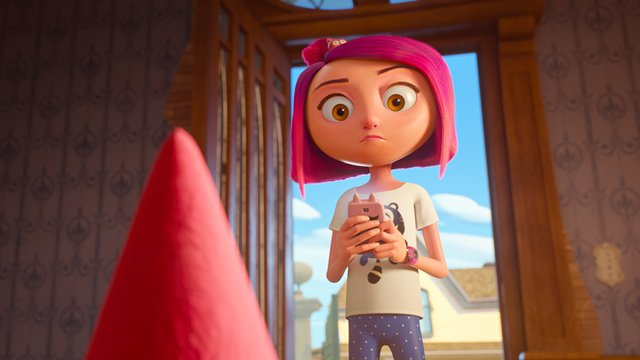 Gnome Alone is one of the animated films that Smith Global Media will distribute. In addition to Gnome Alone, there's Charming.
