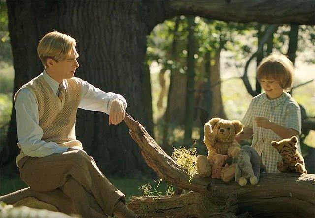 Goodbye Christopher Robin Trailer with Domnhall Gleeson & Margot Robbie