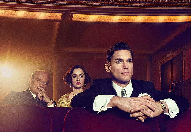 The Last Tycoon Trailer, Poster and Premiere Date