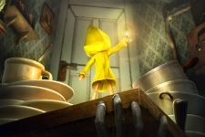 Little Nightmares Series Teams Henry Selick and the Russo Brothers