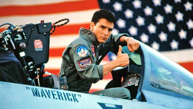TOP GUN: MAVERICK Official Title of Upcoming Sequel