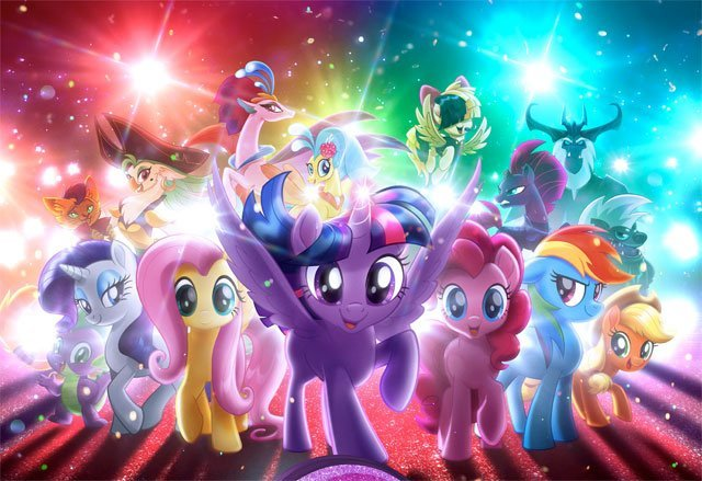 Watch The First Official Trailer For 'My Little Pony: The Movie'