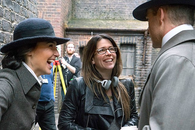 Patty Jenkins Not Yet Signed to Direct Wonder Woman 2