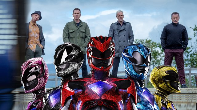 Both Power Rangers and T2 Trainspotting hit Digital HD this week. Find out what else hits Blu-ray and DVD this week in our column.