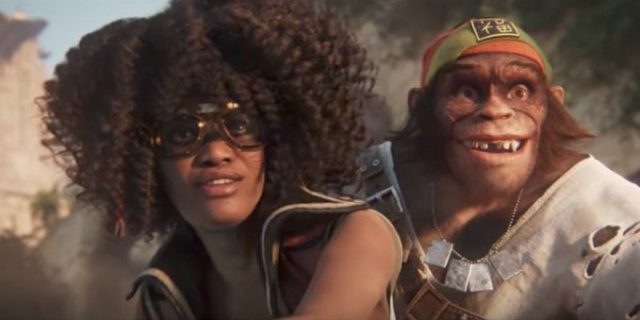 Check out the team from Ubisoft in a Beyond Good and Evil 2 video