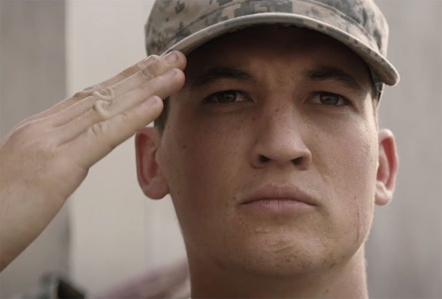 Thank You For Your Service Trailer With Miles Teller