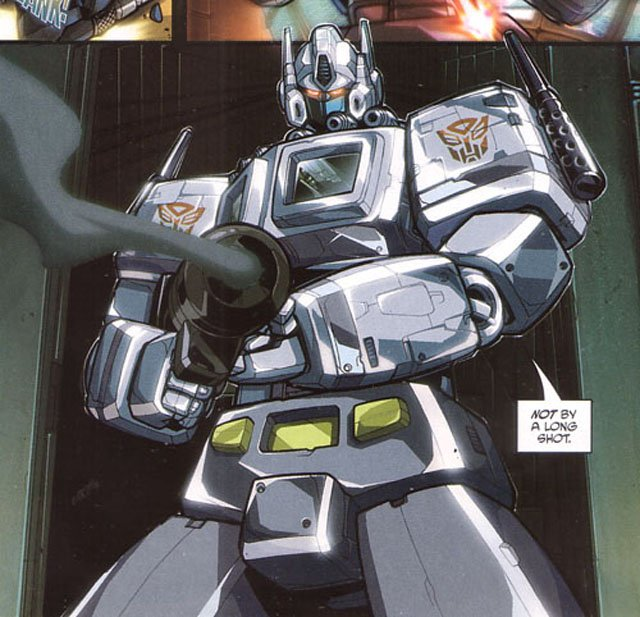 Dreamwave is another one of the great Transformers characters.