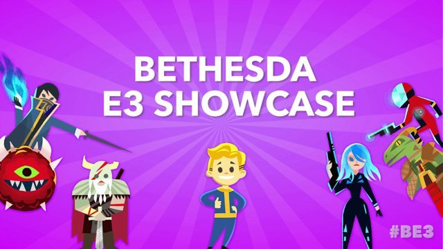 Watch the Bethesda E3 2017 Showcase Live Stream