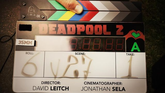 Deadpool 2 Set Photos and Details Debut!
