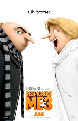 Despicable Me 3 Review at ComingSoon.net