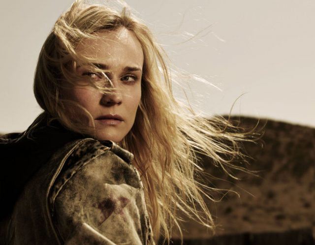 Diane Kruger has been cast in the upcoming Rober Zemeckis film The Bridge