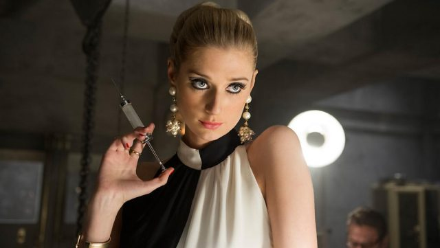 'Valerian' Adds 'Guardians of the Galaxy's' Elizabeth Debicki in Voice-Over Role