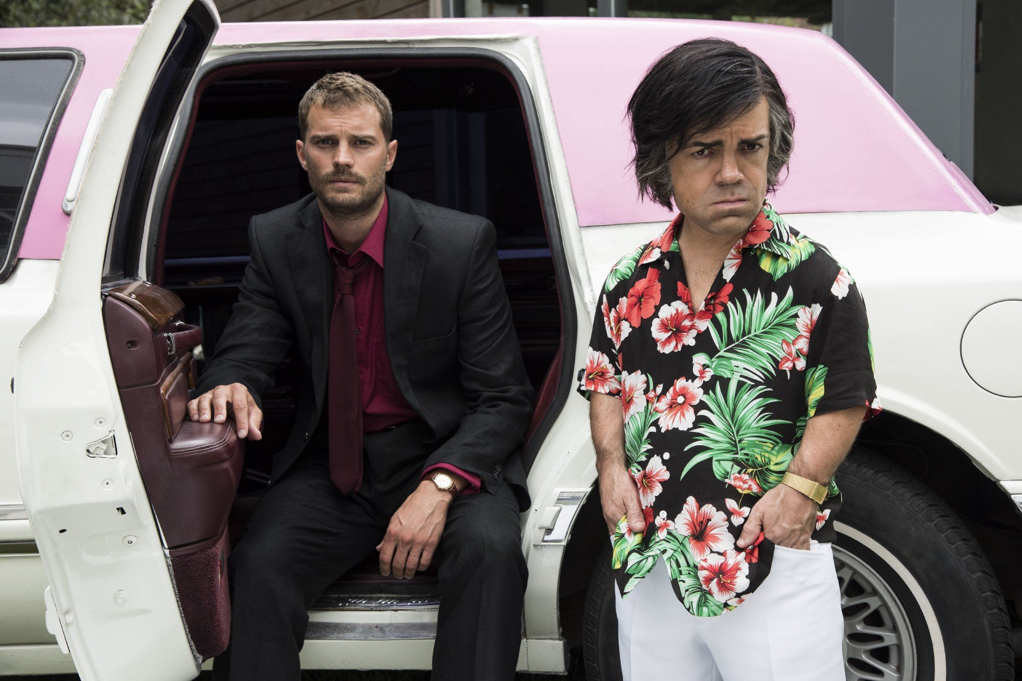 My Dinner with Herve Teaser Trailer, HBO Comedy Debuts in September