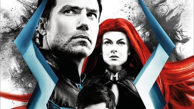 Marvel's Inhumans TV Premiere Date and Poster
