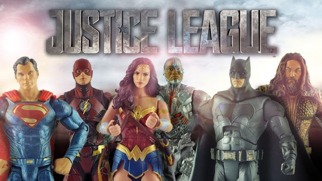 Unite the League with the Justice League Action Figures