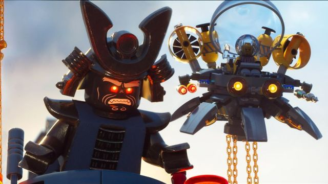 The LEGO Ninjago Movie Images and Building Sets