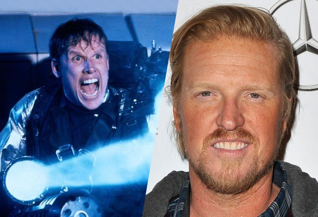 Jake Busey Will Play Son of His Dad's Predator 2 Character in The Predator